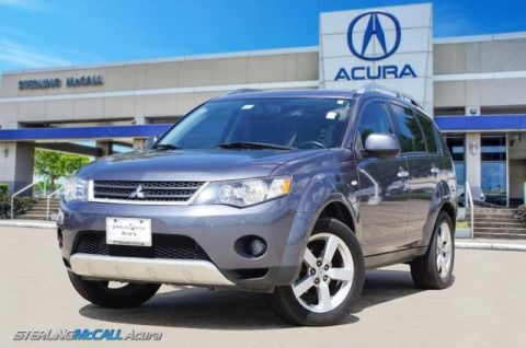 Pre-Owned 2007 Mitsubishi Outlander XLS