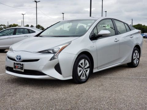 Certified Pre-Owned 2016 Toyota Prius Three Front Wheel Drive Hatchback - In-Stock