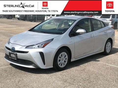 Certified Pre-Owned 2019 Toyota Prius LE Front Wheel Drive Hatchback - In-Stock