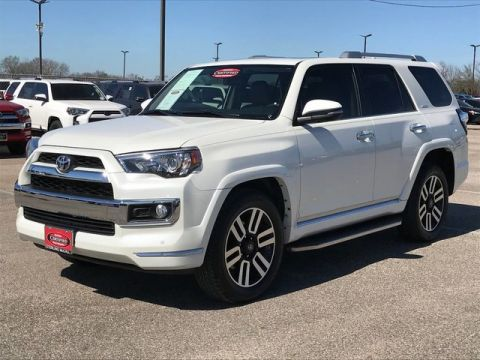 Certified Pre-Owned 2019 Toyota 4Runner Limited Rear Wheel Drive SUV - In-Stock