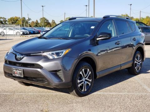 Certified Pre-Owned 2017 Toyota RAV4 LE All Wheel Drive SUV - In-Stock
