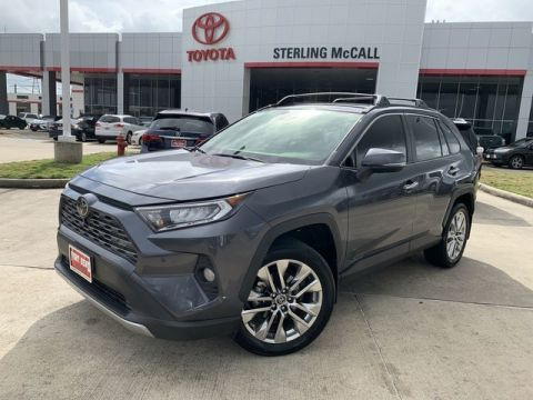 Certified Pre-Owned 2019 Toyota RAV4 Limited All Wheel Drive SUV - Offsite Location