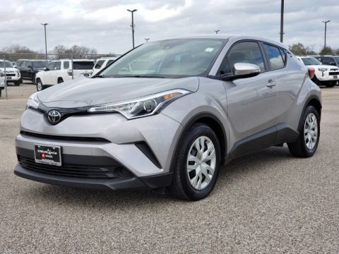 Certified Pre-Owned 2019 Toyota C-HR LE Front Wheel Drive SUV - In-Stock