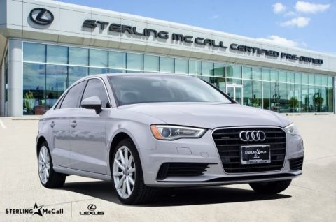 Pre-Owned 2016 Audi A3 2.0T Premium Plus