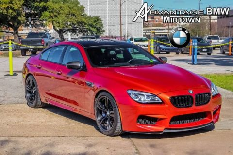 Pre-Owned 2017 BMW M6 GC