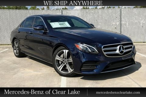 Pre-Owned 2020 Mercedes-Benz E-Class E 350